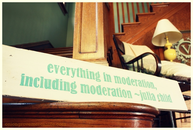 Everything in Moderation Aristotle