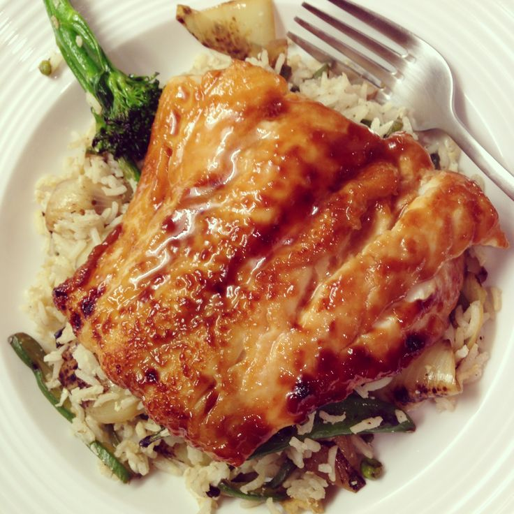 Miso glazed cod | Deeee-lish! | Pinterest