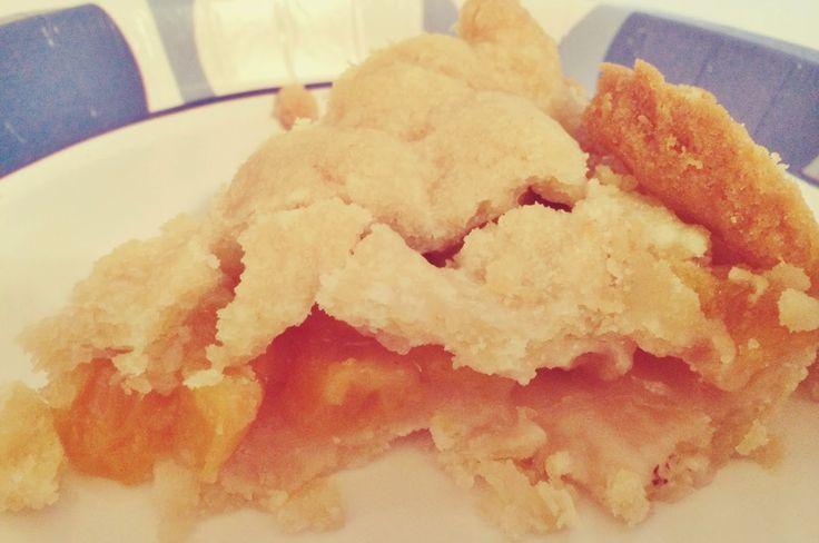 Homemade peach cobbler anchors aweigh recipes pinterest