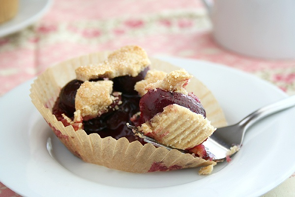 Mini, Sweet Cherry Cardamom Pie | Pies, Tarts & Cobblers | Pinterest