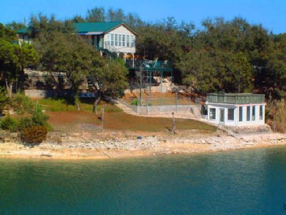 Waterfront Property Tow Texas