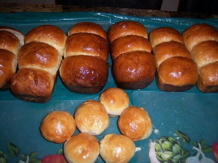 Homemade Bread and Bun...