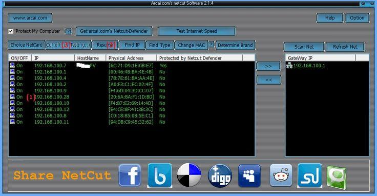 Hướng dẫn sử dụng Netcut