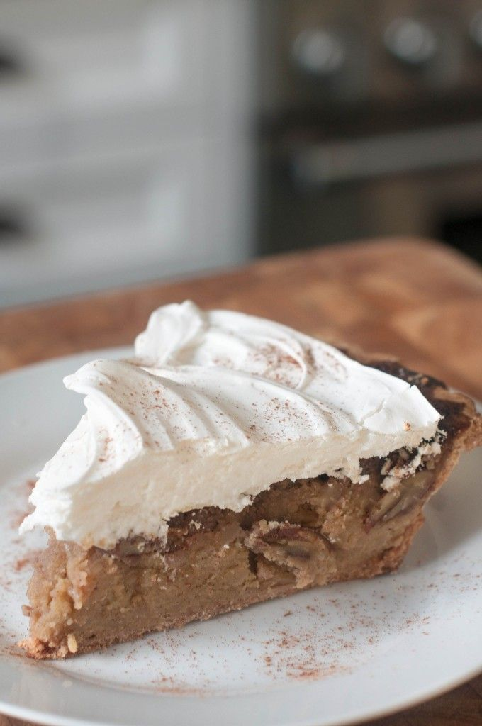 sweet potato pecan pie | This looks delicious. | Pinterest