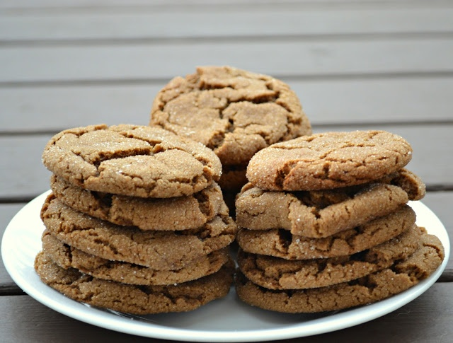 Chewy Ginger Cookies | Cookies | Pinterest