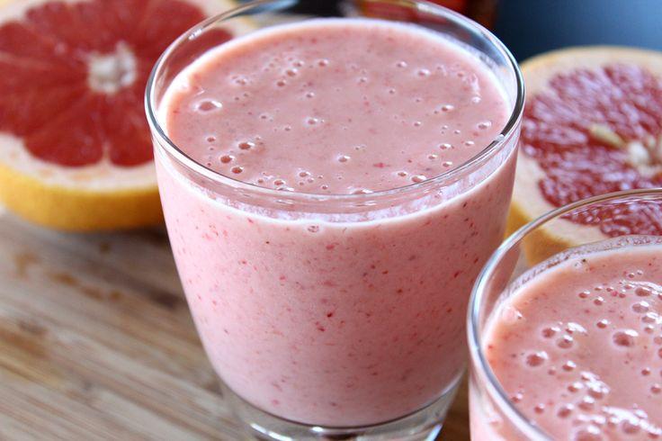 Grapefruit Smoothie | smoothies | Pinterest