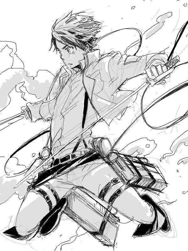 eren jaeger manga - photo #47