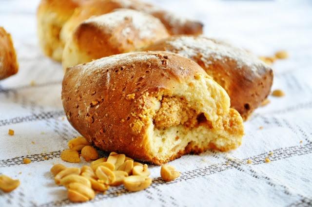 Peanut butter bread | Beautiful sweetness | Pinterest