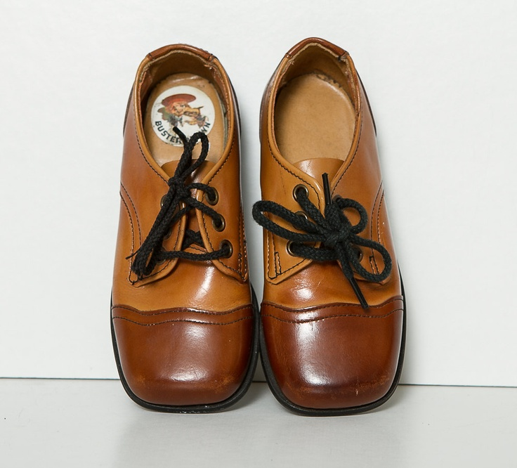 vintage 1960s toddler oxford shoes Stop the Clock on Etsy