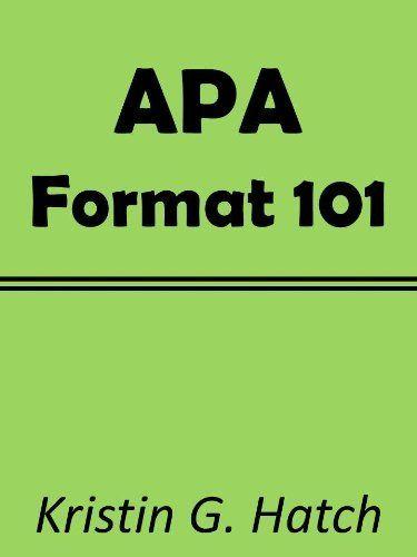 paper in apa format sample 2010