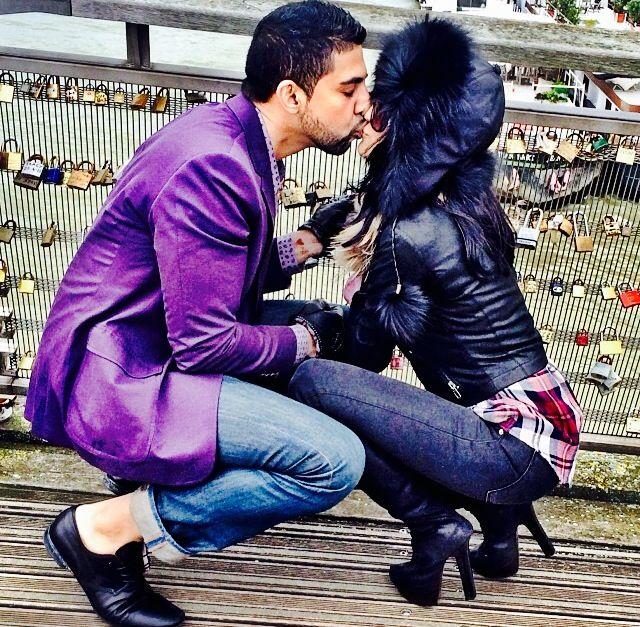 Lilly & her boyfriend | Lady Lilly ghalichi | Pinterest