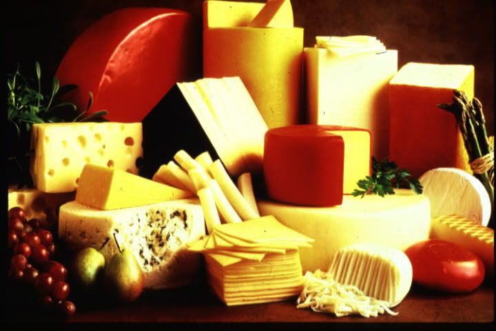 Cheese - All Cheese!