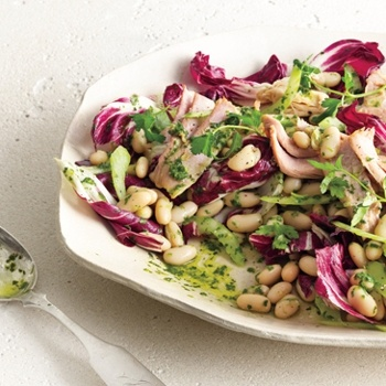 White Bean and Tuna Salad with Radicchio | Eat, Drink, & Be Merry | P ...