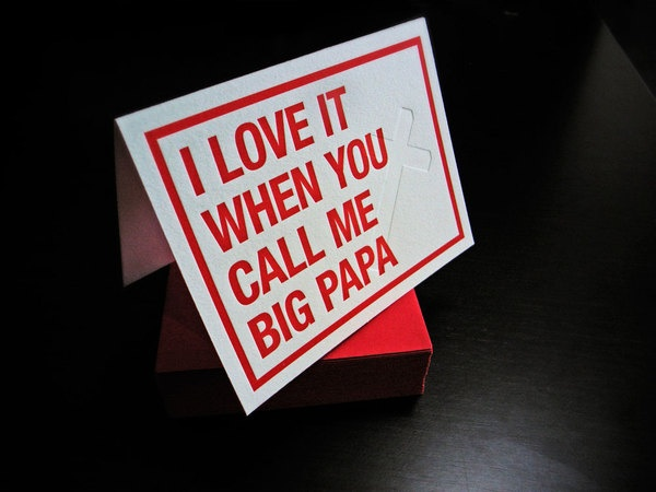 letterpress valentines day cards uk