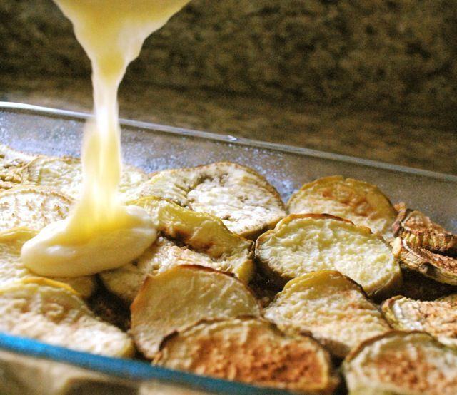 Vegetarian Moussaka | Real Foods | Pinterest