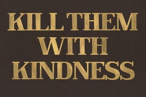 always been a motto of mine