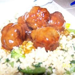 Sweet and Sour Meatballs II | Recipe