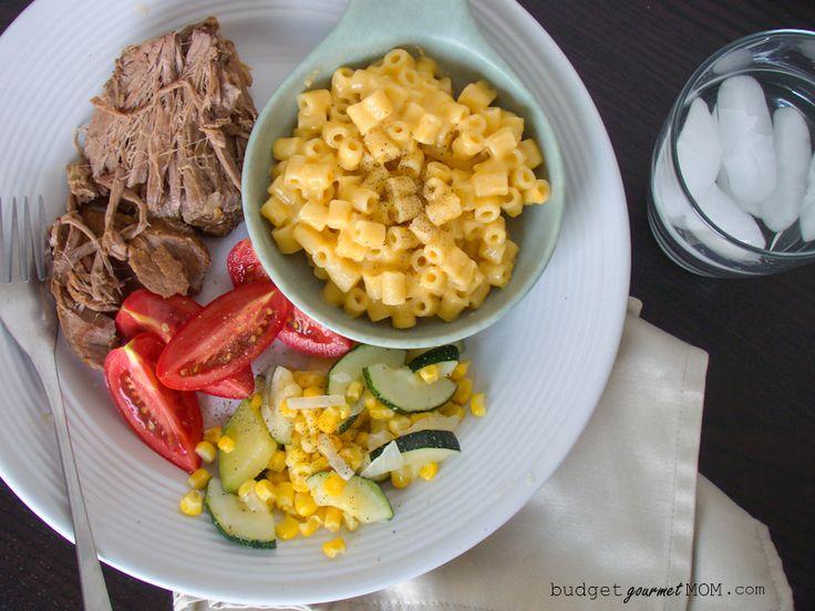 Zucchini and Corn Sauté | Dishin' n dinin' | Pinterest