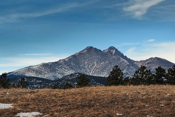Mt  Meeker and Longs Peak   Favorite Places  amp  Spaces   Pinterest