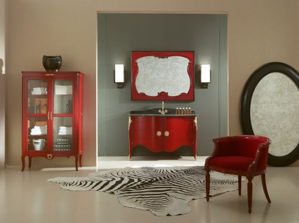 red white and black bathroomwow master bedroom pinterest: bathroom black red white
