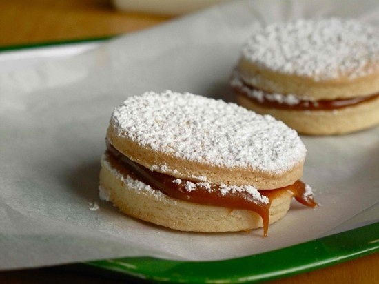 Chocolate-Covered Sandwich Cookies With Dulce De Leche ...