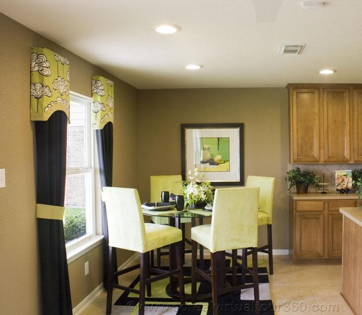 Eat In Kitchen Design Ideas Curtains Trend Home Design