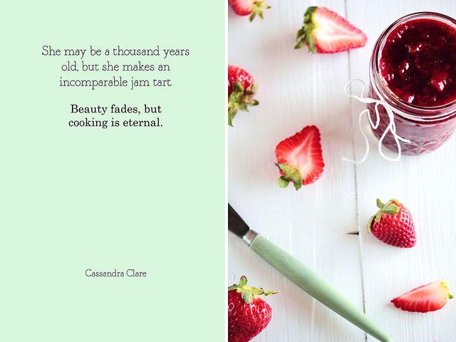 Strawberry Balsamic Jam   ~Preserving ~ Canning~   Pinterest