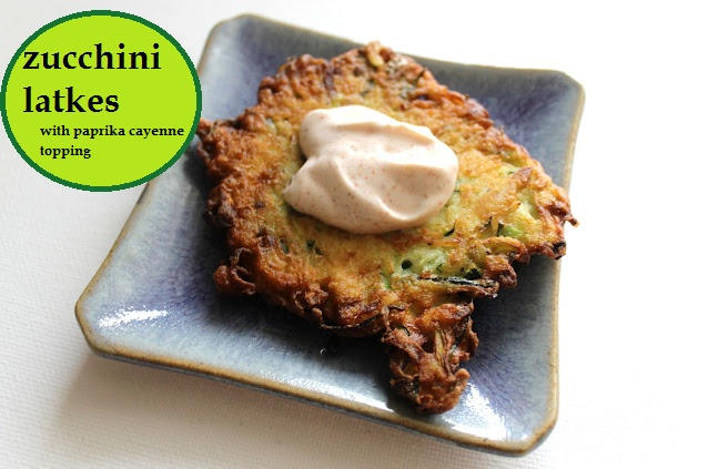 ZUCCHINI LATKES | Recipes to Try | Pinterest