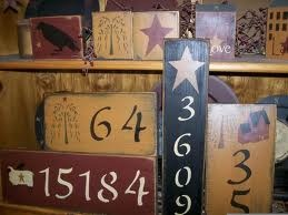 Creative house number signs for the home pinterest - Creative house number signs ...