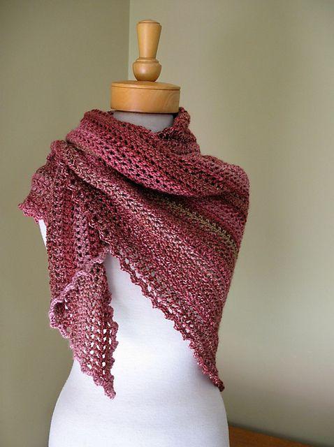 nice shawl pattern