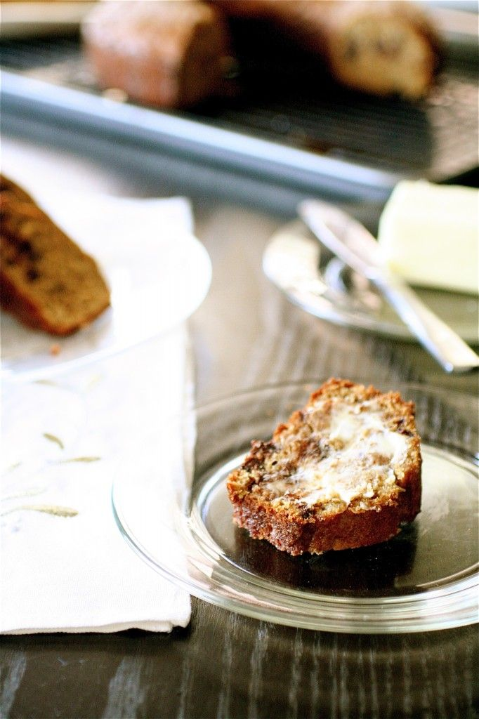 Lemony olive oil banana bread | SHUT YO CAKE HOLE | Pinterest