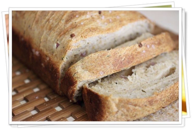 Cottage Cheese & Onion/Herb Bread | Recipes | Pinterest