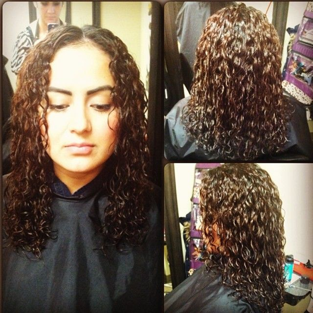 Perms Before After Hairstylegalleries Com