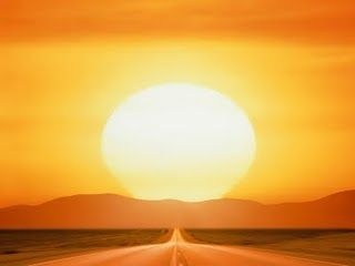 drive off into the sunset