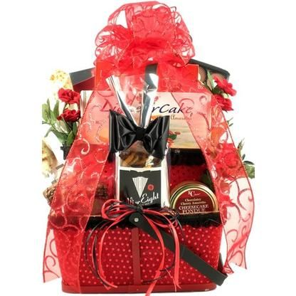 Valentine's Day Gift Basket for Him- Sears