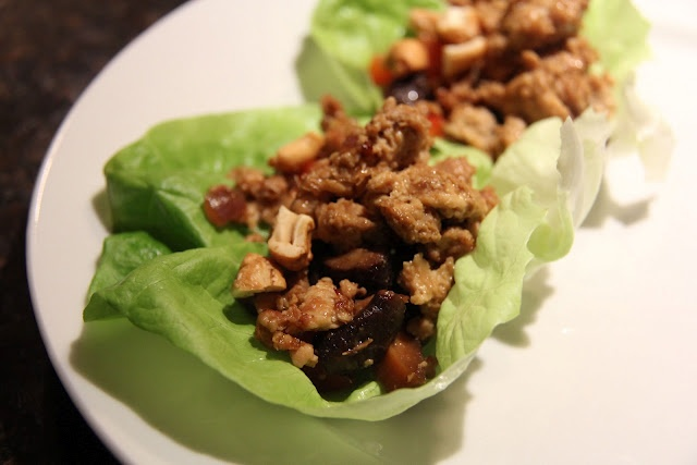 Asian Chicken Lettuce Wraps | Recipes | Pinterest