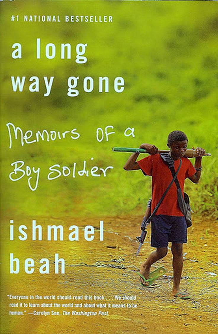 a long way gone ishmael A long way gone by ishmael beah takes us into the depths of the sierra leone civil war, which began in 1991 we will look at themes centered around.