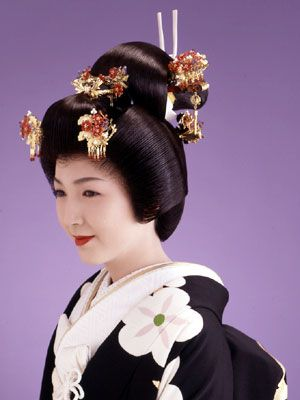 Pin By Kate Thomson On Geisha Hair And Makeup Ideas