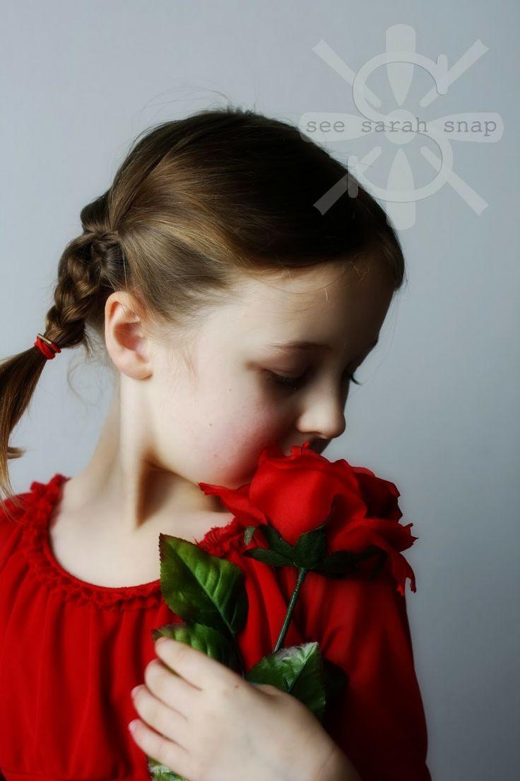 valentine for little girl