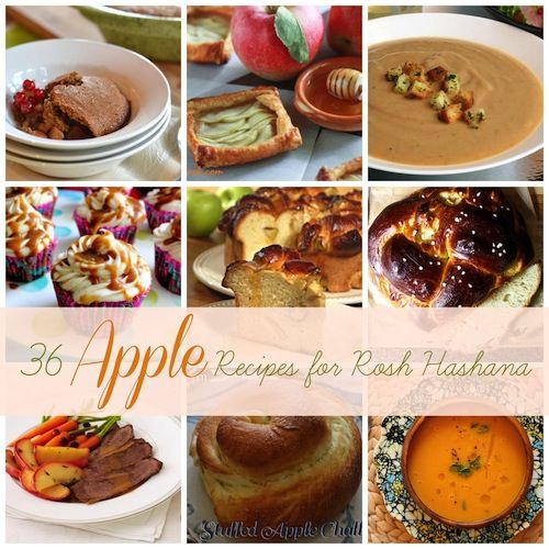 rosh hashanah apples with honey