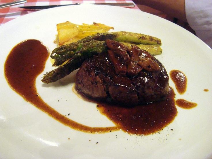 Roast Beef With Porcini Coffee Sauce Recipes — Dishmaps