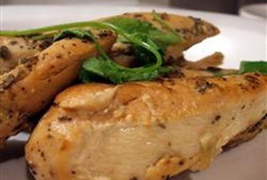Slow Cooker Recipe For Lemon-Garlic Chicken And White Bean Stew Recipe ...