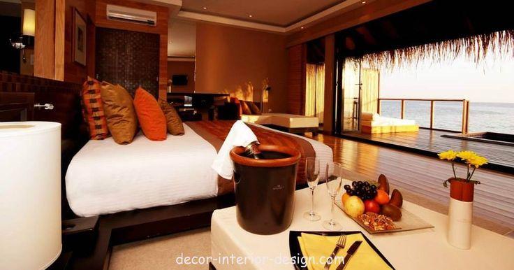 Honeymoon Decoration In Maldives : home decor interior design decoration image picture photo bedroom http ...