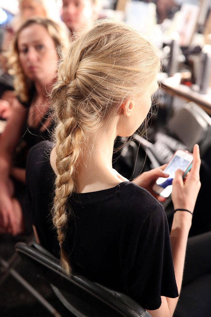 Best Beauty Looks from NYFW - Beauty Looks New York Fashion Week Spring 2015 - Elle