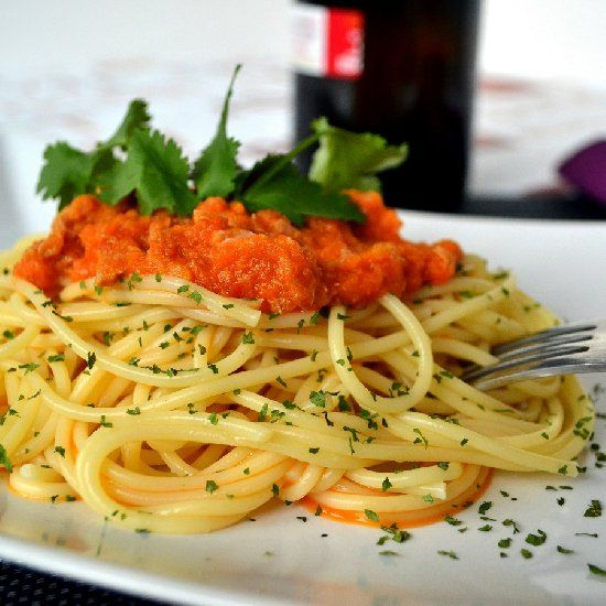 Pasta With Tuna And Tomato Sauce | Cooking | Pinterest
