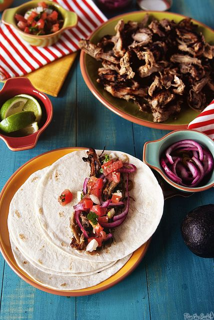 Carnitas: Mexican Pulled Pork | All things Mexican | Pinterest