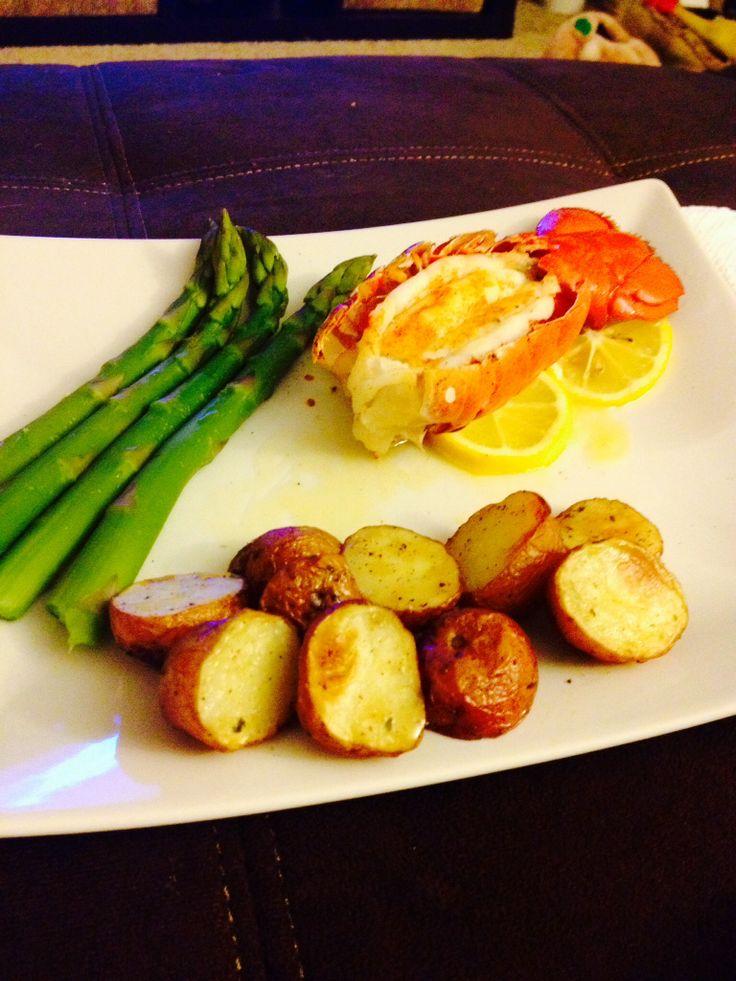 valentine's day lobster dinner recipes
