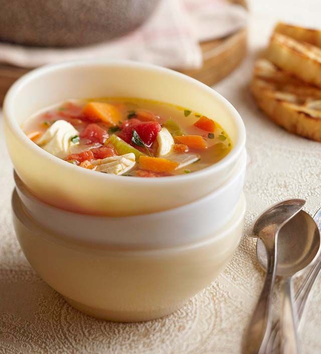 Chunky Fish Soup from the Better Homes and Gardens Must-Have Recipes ...