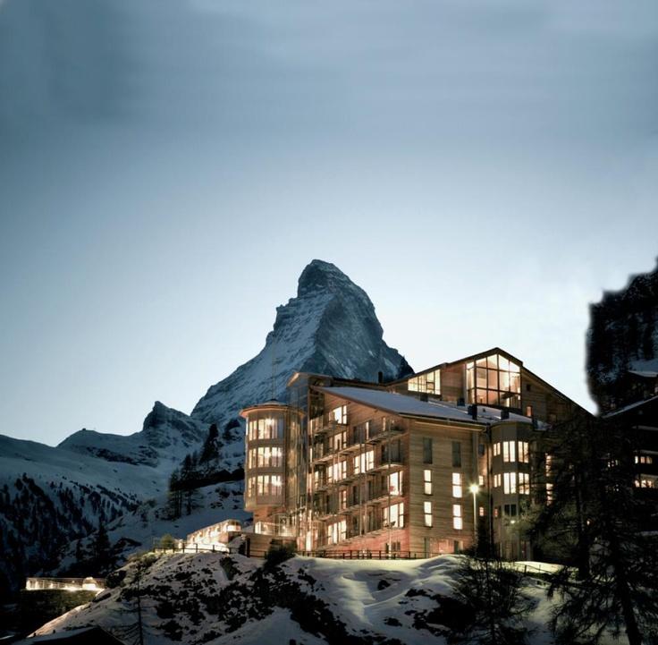 The Omnia, Switzerland