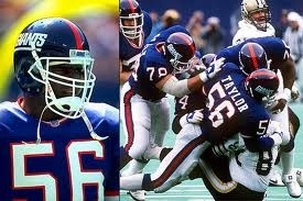 Lawrence Taylor a football hero on the field, many problems off of the field...